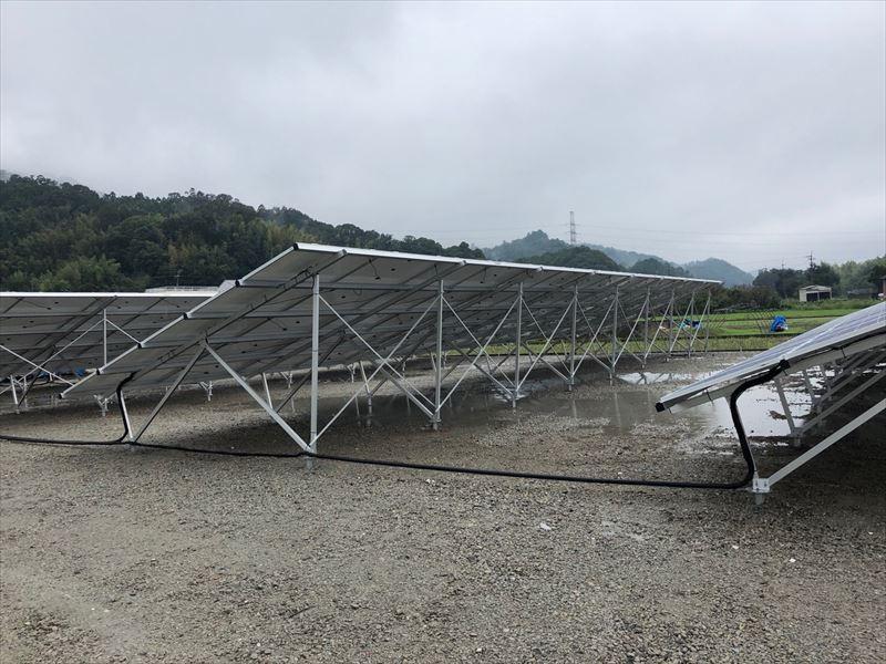 徳島県 T発電所
