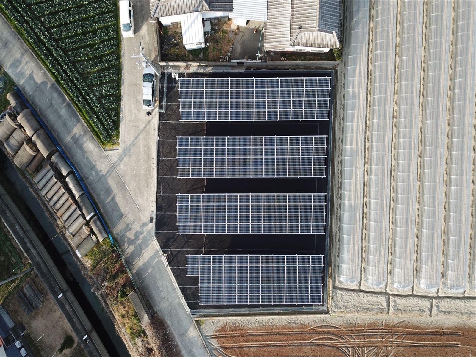 徳島県 O様発電所