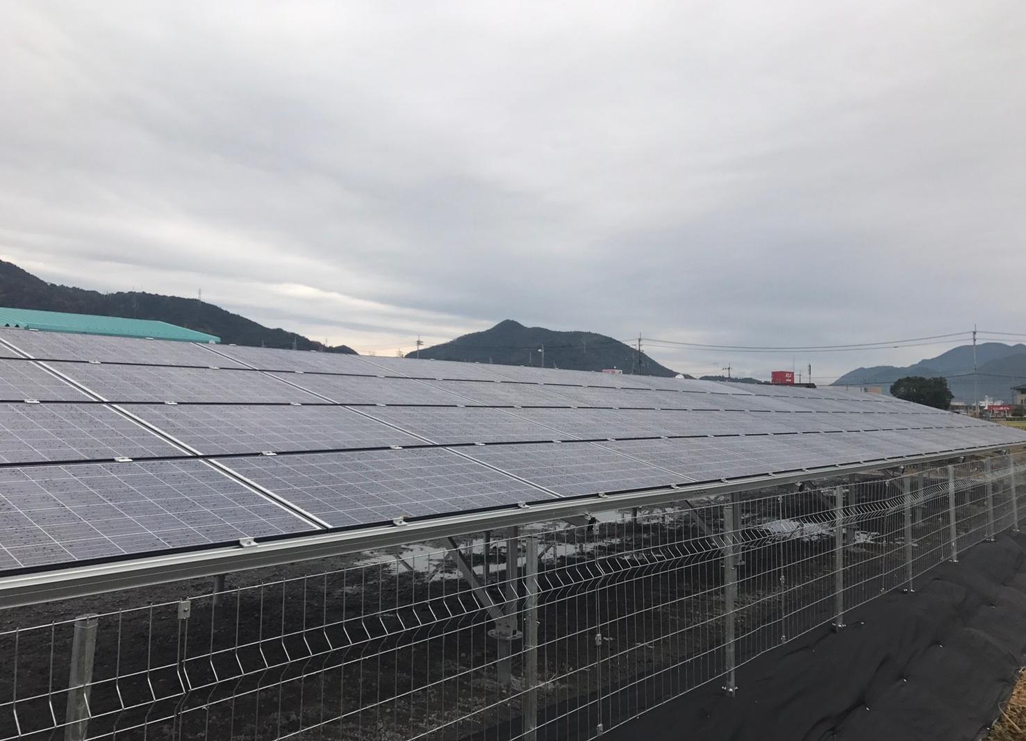 高知県 M様発電所
